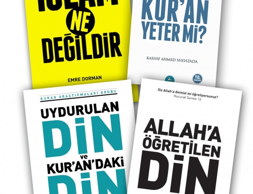 Kuran Merkezli İslamiyet Seti (4 Kitap)